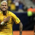 Neymar pone a Brasil en el segundo puesto de las eliminatorias