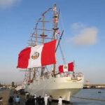 Atraca en Miami buque peruano de vela el más grande de América Latina