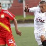 Sport Huancayo iguala 1-1 con UTC por la Liguilla B
