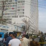 Chile: Policía rodea a carabinero cesado que se atrinchera en edificio