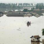 ONU: Inundaciones en Corea del Norte causan 133 muertos