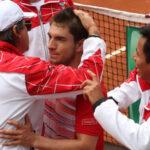 Copa Davis: Perú aventaja a Venezuela 2-1 y todo se decide en los 2 singles
