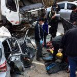 Choque frontal en vía Cusco-Puno deja mujer y 3 niñas muertas