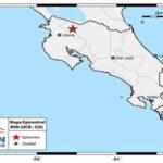 Costa Rica: Sismo de magnitud 5.4 sacude área metropolitana del país