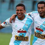 Sporting Cristal goleó 3-0 a Juan Aurich y se dispara en la punta (VIDEO)