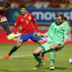 Clasificación Mundial 2018: España apabulla por 8-0 a Liechtenstein en el Grupo G