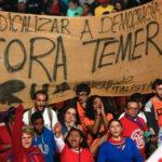Brasil: Más de cien mil marchan exigiendo elecciones anticipadas
