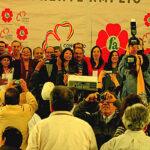 Frente Amplio reafirma voluntad de promover una nueva Constitución