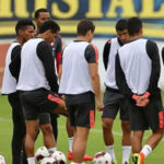 Selección peruana: Primera práctica en la Videna pensando en Argentina