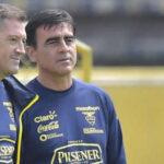 Eliminatorias Rusia 2018: ¿Qué dijo el DT de Ecuador luego del revés ante Brasil?