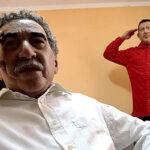 García Márquez y Hugo Chávez, los grandes ausentes en la firma de la paz