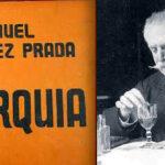 Reeditan después de 68 años libro de Manuel González Prada: Anarquía