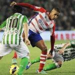 Liga Española: Granada logra un valioso empate (2-2) frente al Real Betis
