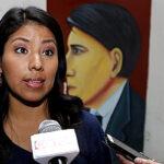 Indira: Me parece riesgoso que el fujimorismo utilice al Apra como vocero