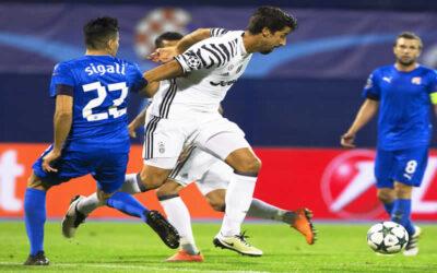 Juventus-Dinamo