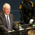 ONU: Kuczynski destacó compromiso con la democracia y los DD.HH.