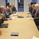 Kuczynski explicó a editores del Wall Street Journal objetivos y metas de su Gobierno