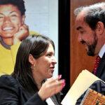 Lescano asegura que Yeni Vilcatoma pidió integrarse a Acción Popular