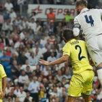 Liga Santander: Real Madrid no pudo con Villarreal (1-1) por la fecha 5