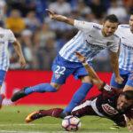 Liga Española: Málaga remonta y logra su primera victoria frente al Eibar