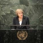 Premier británica en ONU: Flujo migratorio sin control no beneficia a nadie