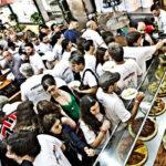 Buenos Aires celebró divertida edición del Maratón de la Pizza (FOTOS)