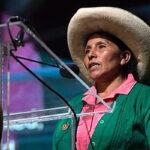 CGTP se solidariza con Máxima Acuña por agresión de Yanacocha