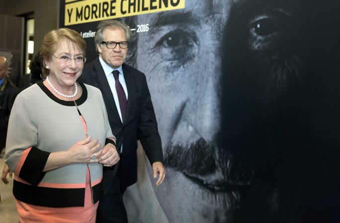 Michelle Bachelet-Almagro
