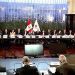 Acuerdo por la Justicia: Compromisos de instituciones a 100 días