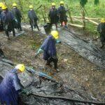 Petroperú confirma un nuevo derrame de crudo en la Amazonía