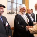 Papa Francisco se reunió con refugiados y rezó por la paz en el mundo (VIDEO)