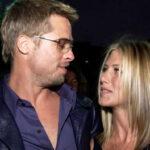 EEUU: Jennifer Aniston se reunió con Brad Pitt antes del divorcio con Angelina Jollie
