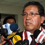 Fiscal de la Nación propone Sistema Distrital de Justicia
