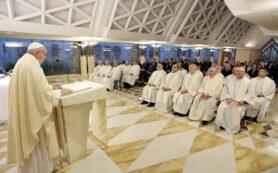 Papa Francis-Misa