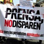 Piden protección para familia de periodista mexicano asesinado