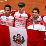Copa Davis: Perú asciende a Grupo I de la Zona Americana