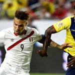 Perú vs Ecuador: Día, hora y canal en vivo por las Eliminatorias 2018