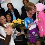 Con asistencia de primera dama se inaugura Casa Magia para niños con cáncer