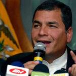 """Rafael Correa: Lula, Dilma y Cristina son """"perseguidos políticos"""" de la derecha"""