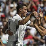 Cristiano Ronaldo reaparece y Real Madrid golea 5 a 2 al Osasuna