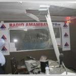Periodistas condenan ataques contra sede de dos medios paraguayos