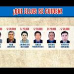Recompensa de S/ 20,000 por ubicación de cada sentenciado en caso Accomarca