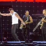 Ricky Martin desata la locura en primer concierto de su gira en Europa