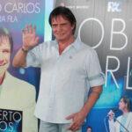 Roberto Carlos descarta su retiro y seguirá cantando y componiendo