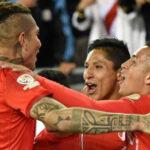 FIFA ubica a la selección peruana en el puesto 25