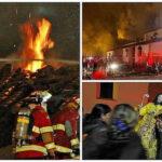 Municipio de San Sebastián: Una semana de duelo por iglesia destruida