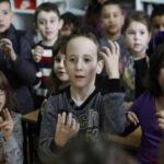 Sordomudos piden que el lenguaje de signos se reconozca en la UE