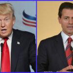 """Donald Trump acusó a Peña Nieto de violar las """"reglas de juego"""" del encuentro"""