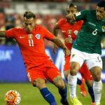 Clasificatorias Rusia 2018: Chile no pudo con Bolivia y se aleja del mundial
