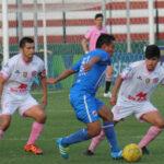 Segunda División: Jorge Huamán  feliz de volver a jugar con su hijo en Boys
